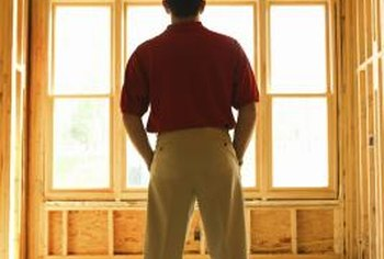 Measure your arched window prior to beginning the decorating process