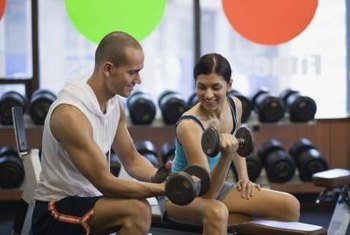 Strength training increases lean tissue mass and boosts metabolism.