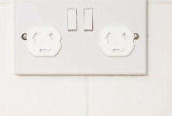 How to Install a Ceramic Tile Backsplash Around Electrical Outlets