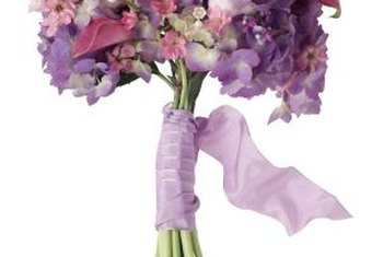"""Merritt's Supreme"" hydrangeas are perfect for bouquets."