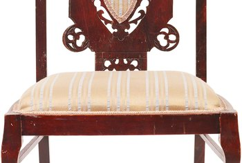 What Fabric to Use to Recover Dining Chairs | Home Guides | SF Gate