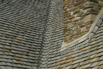 Wood shingle roofs are usually more prone to moss problems than fiberglass or asphalt roofs.