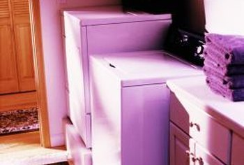 Your washer and dryer need electricity, water, draining and venting.
