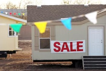 If the cost to move and set up a new manufactured home isn't included in the base price, consider negotiating it in.