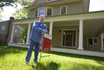 Listing your home for sale may prevent foreclosure.