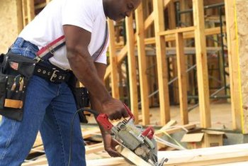 The 2-by-4s are a key component of home construction.