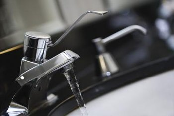 You can install single hole faucets in both kitchens and bathrooms.
