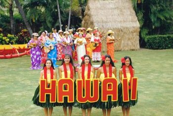 Hawaiian luaus are known for their food and fun, making them a super theme for a Sweet 16 party.