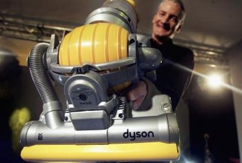 Dyson launched the ball vacuum in 2005.