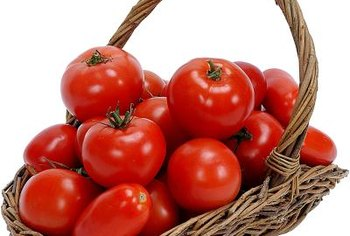 Tomatoes are the state fruit in Arkansas and New Jersey.