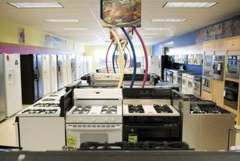 Don't buy a new oven just because it has a scratch inside.