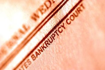 Selling a house while you're in bankruptcy requires the court's permission.