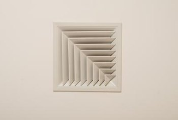 A sealed and insulated ceiling vent will not produce condensation.