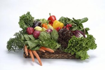 Leafy vegetables have lower light requirements than fruit-producing vegetables.