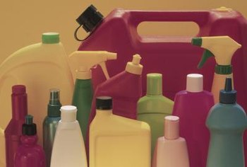 Many household cleaning products and other chemicals harm a septic system.