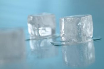 Supply water to your ice maker for an endless supply of ice.