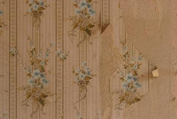 Address loose seams immediately to prevent your wallpaper from peeling.