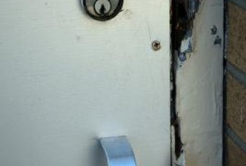 Replace a damaged doorjamb using a few simple tools.