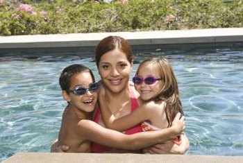 Use a solar pool heater to keep the water 10 degrees warmer all summer.