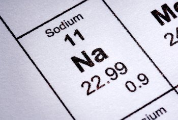 Sodium can cause the body to retain excess fluid, which can result in swollen body parts.