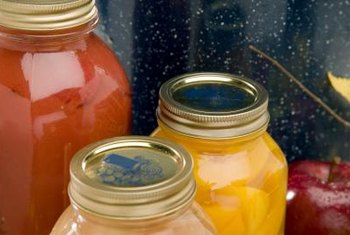 You can preserve just about any fruit or vegetable through canning.
