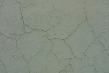 Leaving cracks in your concrete could damage your linoleum.
