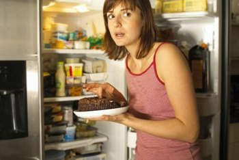 Late night hunger is often due to imbalanced blood sugar throughout the day.
