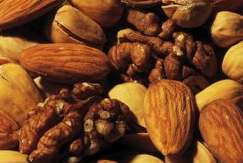Nuts can help protect your heart.