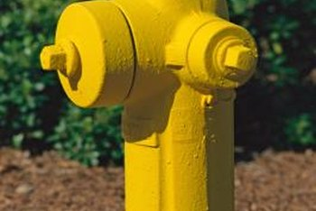 Hydrants must be easily visible to arriving fire vehicles.