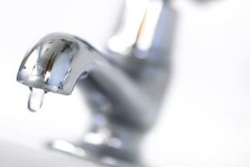 Remedy a dripping faucet with the right lubricant.