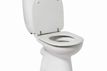 Convert you old toilet using inexpensive retrofits to conserve water.