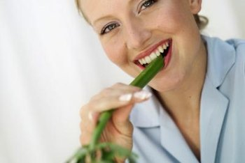 Raw vegetables are high in fiber, which may increase intestinal gas.