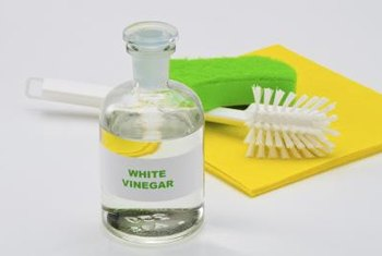 Vinegar is a must-have when it comes to natural homemade cleaning solutions.
