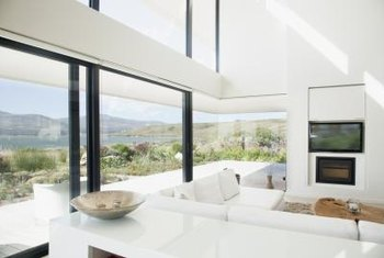 Install clerestory windows or skylights for an abundance of natural light.