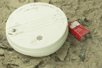 Smoke detectors don't last forever and need regular replacing.
