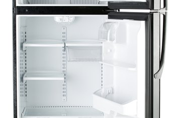 Troubleshoot your refrigerator to determine why it won't stay shut.