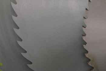 Take specific material and cut type into consideration when choosing blades.