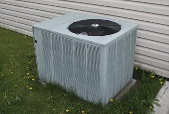 Make sure you don't plant too close to an air-conditioning unit.