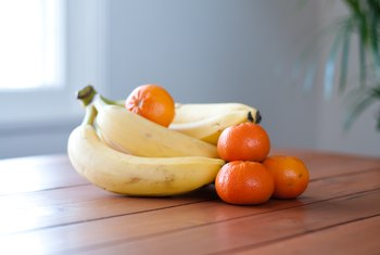 There are many organic uses for banana and orange peels