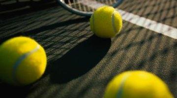 the 24 types of tennis balls