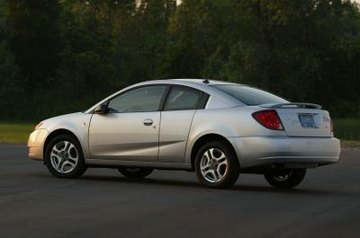 Like the SC before it, the 2004 Ion Coupe was available as a three-door model.