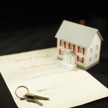 A deed can convey property to one or more people as joint tenants.