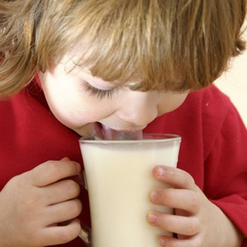 Put into High fat foods for toddlers