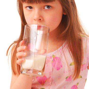 Milk without lactose still has health benefits.