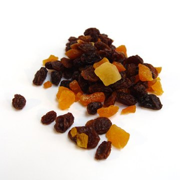 Dried fruit is more concentrated in calories and nutrients.