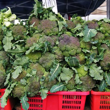 A daily serving of broccoli can boost your health and resistance to disease.