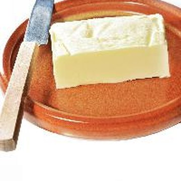 No-trans-fat margarine is better for your health than butter.