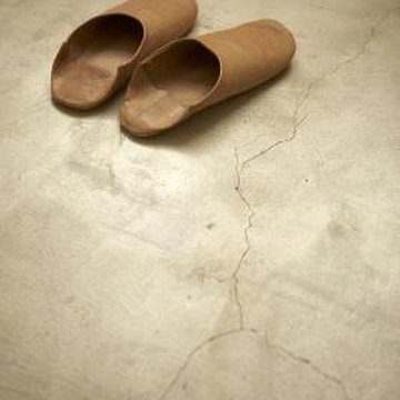 Stains can bring your cement floors to life, but the stain needs to be protected.
