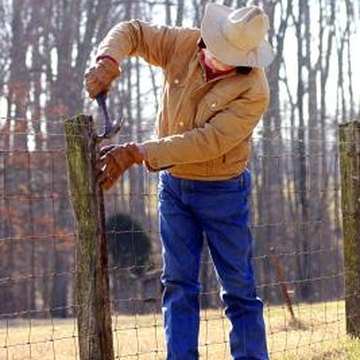 what to use for fence posts 2