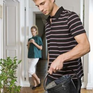 A wick watering system cares for your plants when you can't.